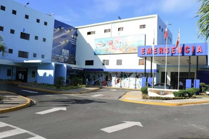 Hospital Militar Docente, FARD, Dr. Ramón De Lara. (Foto: Twitter: @FuerzaAereaRD)