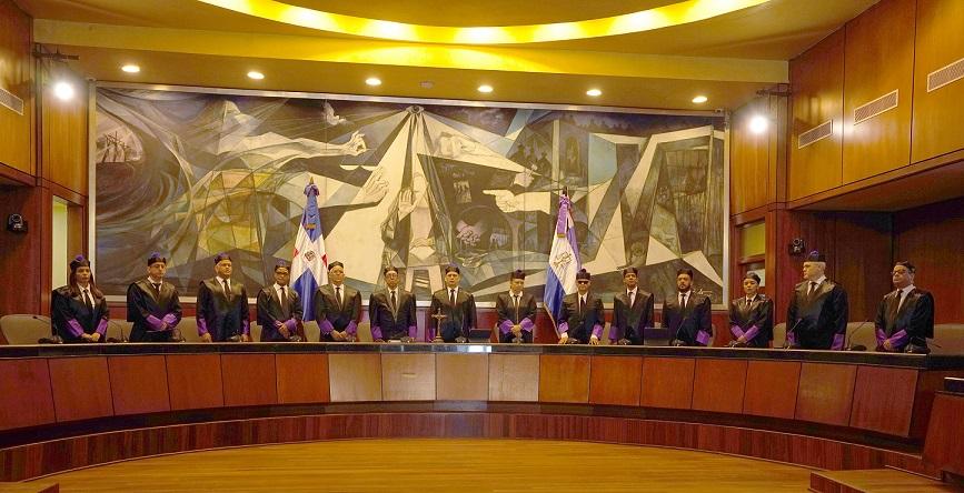 Pleno de la Suprema Corte de Justicia. (Foto: externa)
