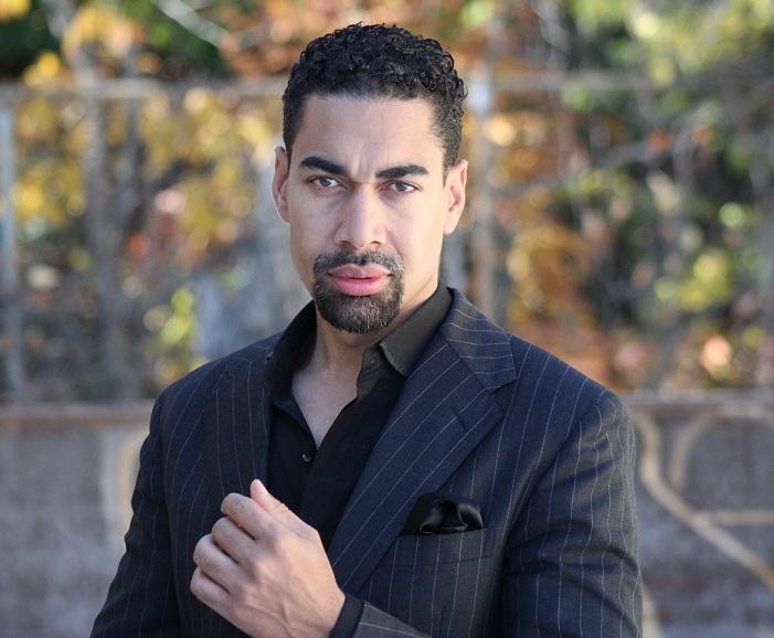 Oscar Abreu artista cultural dominicano.
