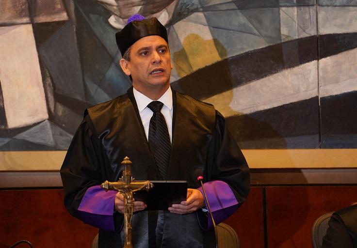 Luis Henry Molina Peña presidente de la Suprema Corte de Justicia y del Consejo del Poder Judicial. (Foto: externa)