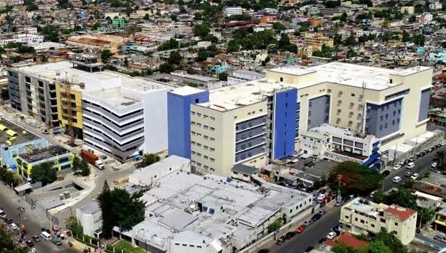 Ciudad Sanitaria Luis E. Aybar. (Foto: externa)