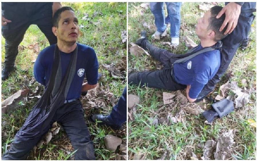Captura del dominicano Gilberto Ventura Ceballos reapresado en Panamá. (Foto: externa)