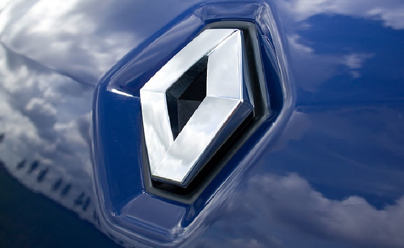 Logo del grupo automovilístico francés Renault. (Foto: externa)