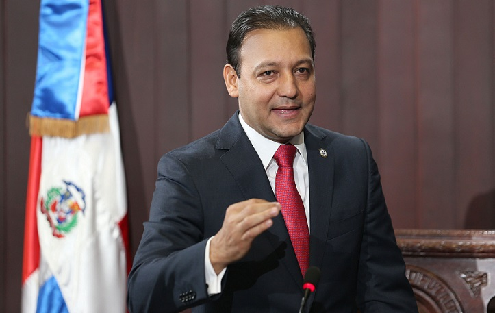 Abel Martínez alcalde de Santiago. (Foto: externa)