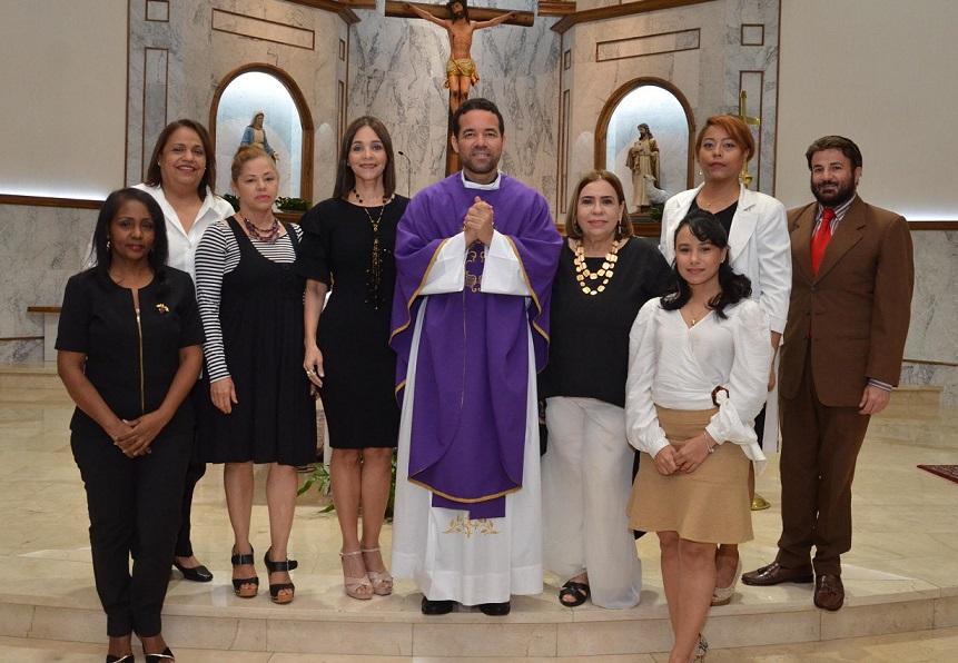 ADCS celebra misa por 20 aniversario.