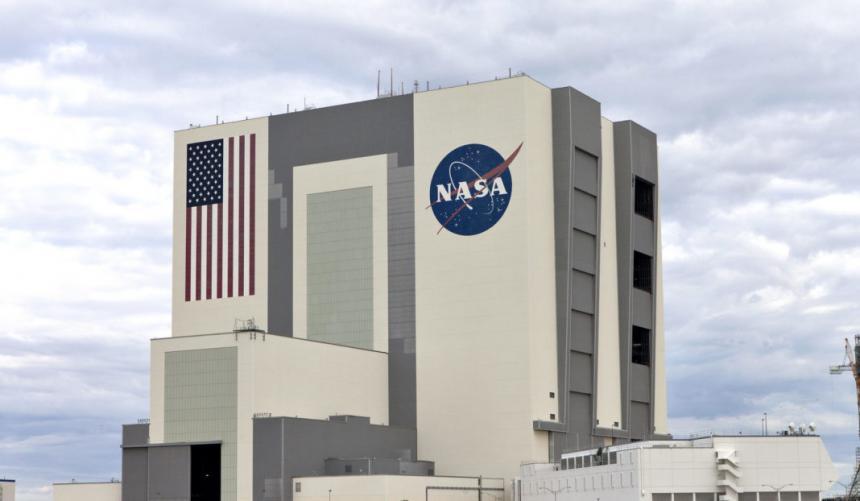 Reportan caso de coronavirus en estación de la NASA.
