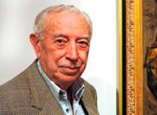 Fallece coleccionista de arte Juan José Bellapart.