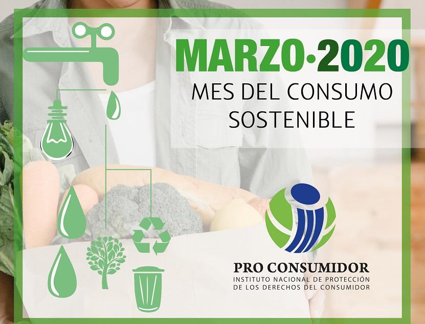 Proconsumidor anuncia concurso medioambiental.