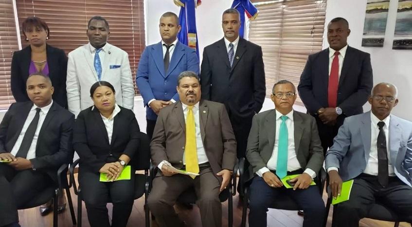 Miembros del Colegio de Abogados de la República Dominicana. (Foto: externa)
