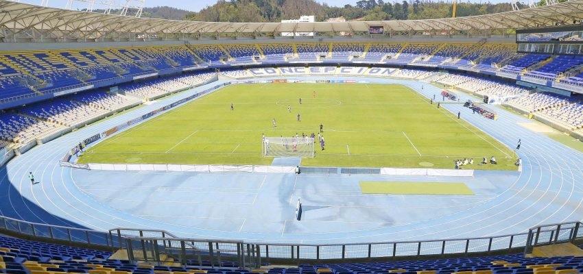 Chile ordena jugar partidos de fútbol sin público. (Foto: Carolina Echagüe M.)