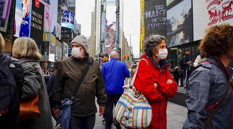 Nueva York declarado en emergencia por aumento de casos de coronavirus. (Foto: externa)