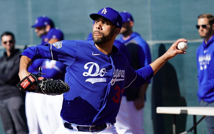 David Price (Foto: Jon SooHoo/Los Angeles Dodgers)