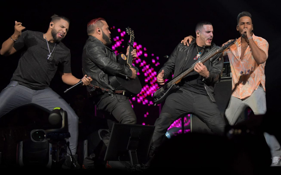 Aventura cancela concierto en Miami por coronavirus.