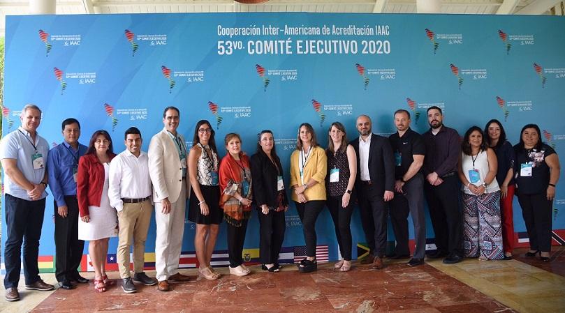 IAAC celebra reunión Comité Ejecutivo.