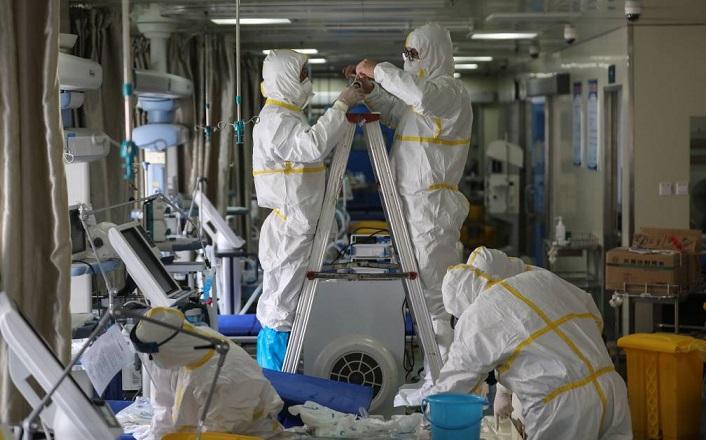 Italia recibe apoyo de China para luchar contra coronavirus. (Foto: AFP)