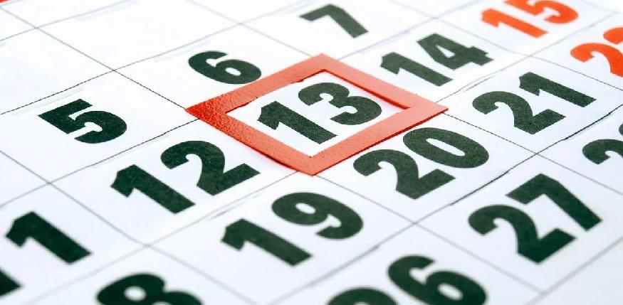 Viernes 13 /Shutterstock, el significado detrás de un día cargado de estigmas. (Fuente: externa)