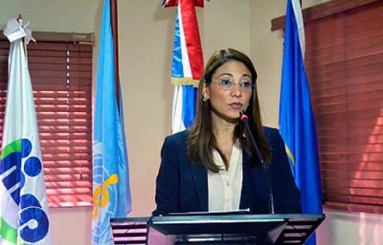 Alma Morales Salinas, representante de la República Dominicana ante la Organización Mundial de la Salud y la Organización Panamericana de la Salud. (Foto: Externa)
