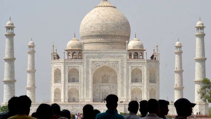 La India cierra sus puertas a los turistas para detener la propagación del coronavirus. (Foto: EFE)