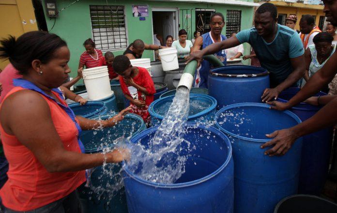 Avería afecta servicio de agua en SDO y el DN.