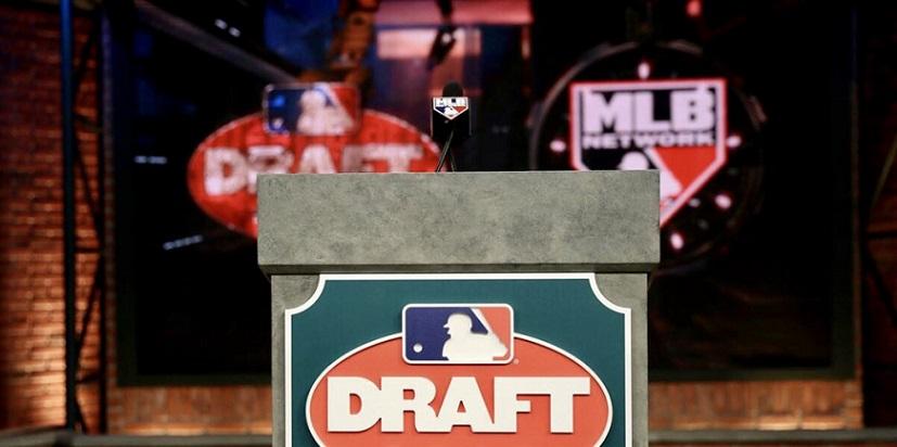 MLB anuncia Draft acortado.