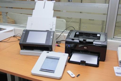 JCE anuncia escáneres para elecciones presidenciales.