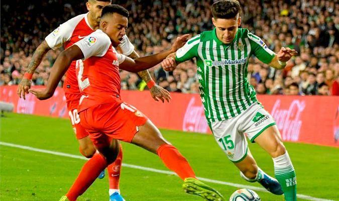 Sevilla contra el Betis se enfrentan en reanudación Liga española.