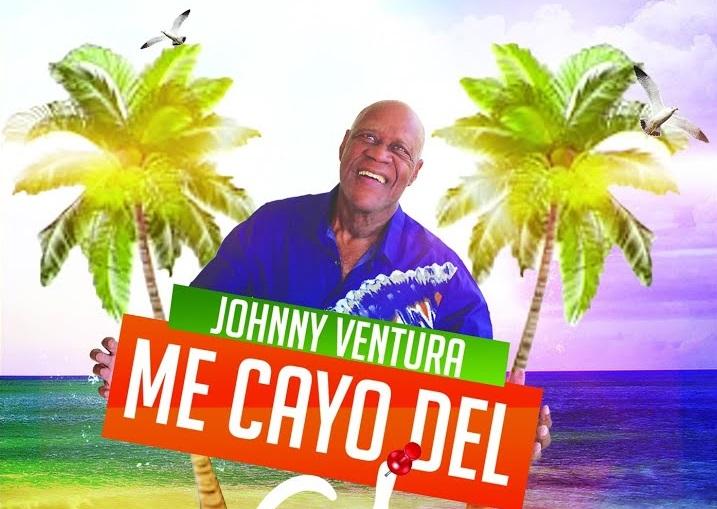 Johnny Ventura estrena sencillo.