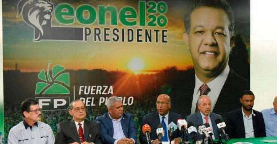 Fuerza del Pueblo pide ampliar protocolo sanitario para elecciones.