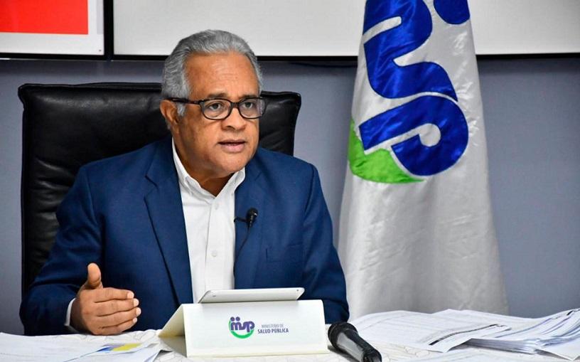 Ministro Sánchez Cárdenas ofrece boletín 69.