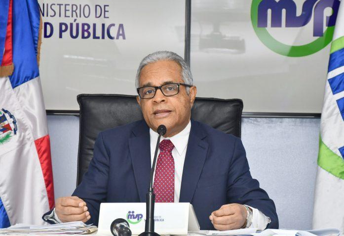 Ministerio de Salud ofrece cifras COVID-19 en boletín 72.