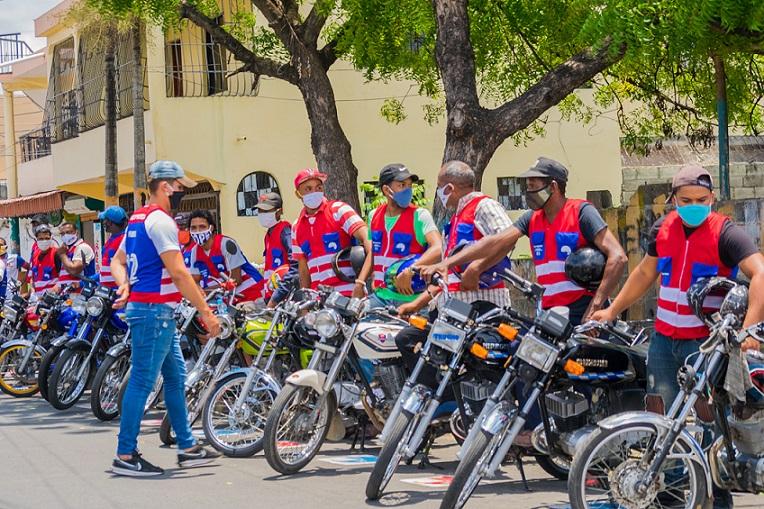 Movimiento de motoristas El Motoriteo.