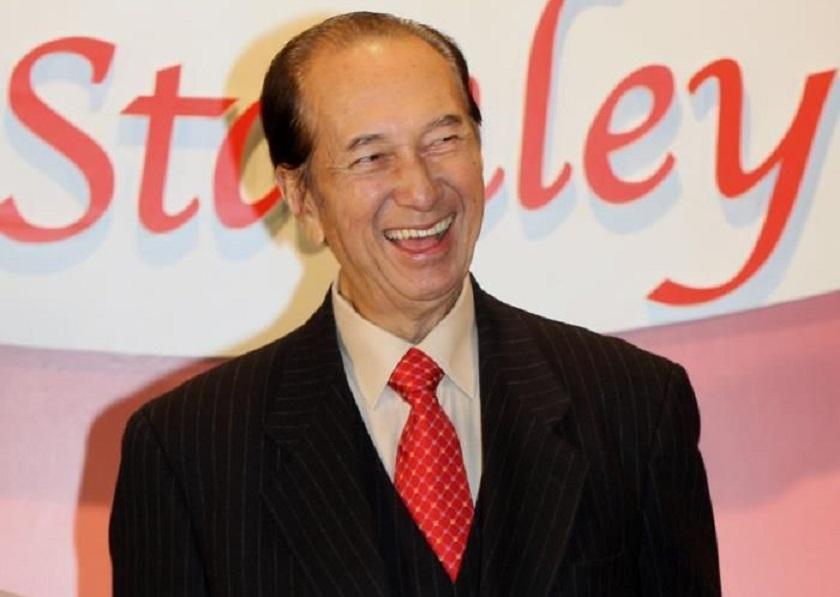 """Muere Stanley Ho, el """"rey del juego"""", que convirtió Macao en Las Vegas de Asia."""