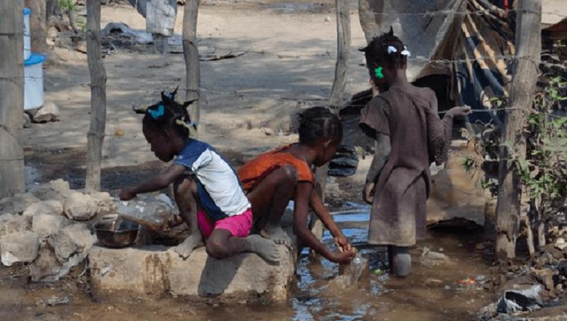 Abre en República Dominicana corredor alimentario para asistir a Haití. (Fuente: externa)