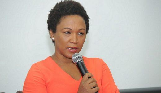 La periodista Edith Febles denunció los presuntos casos de corrupción dentro del COE.