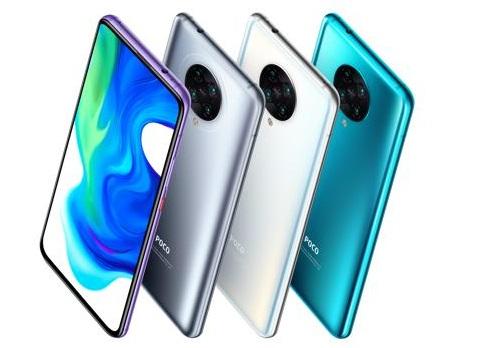 Poco F2 Pro celular gama alta de Xiaomi.