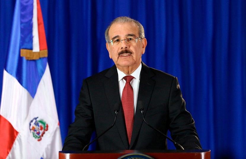 Presidente Medina pide extensión estado de emergencia.