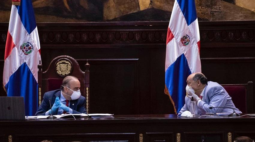 Senado aprueba nueva extensión del estado de emergencia.