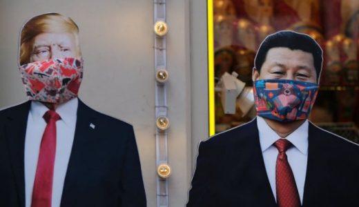 La pandemia ha empeorado las relaciones entre el Estados Unidos de Donald Trump y la China de Xi Jinping.