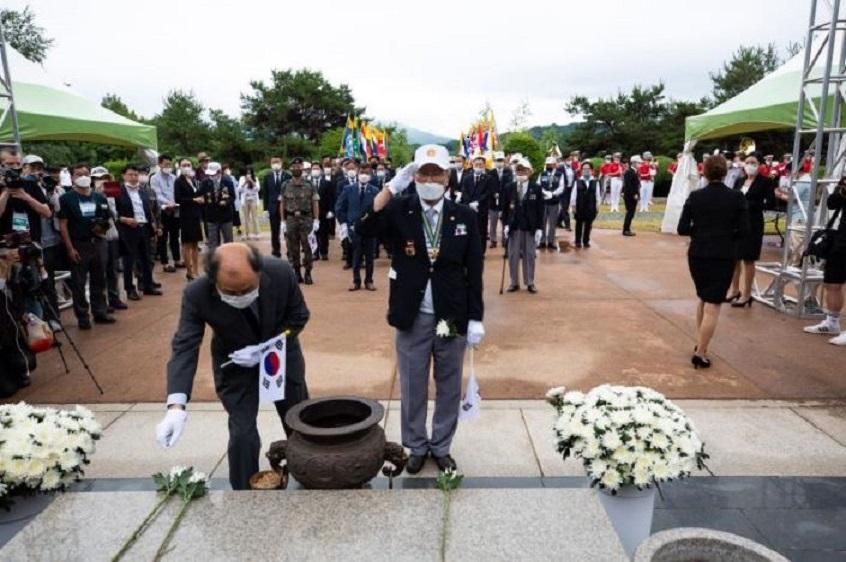 El 70 aniversario de la Guerra de Corea llega con el diálogo en punto muerto.