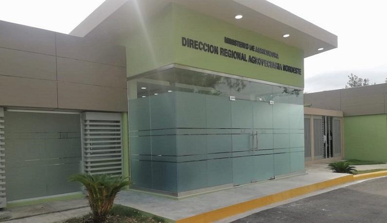 Agricultura entrega edificio Regional Agropecuaria Nordeste