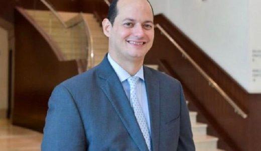 El doctor Alejandro Cambiaso, presidente de la Asociación Dominicana de Turismo de Salud y Bienestar.