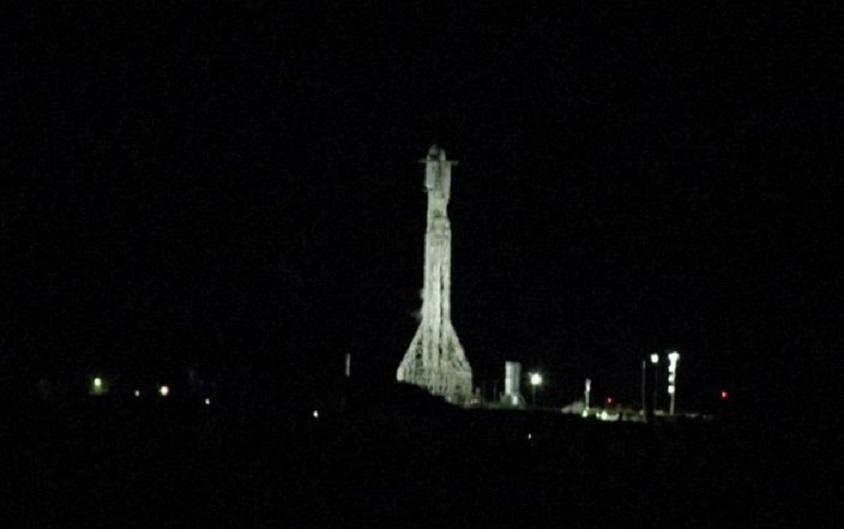 Aplazado de nuevo el lanzamiento del cohete Vega con microsatélite español.