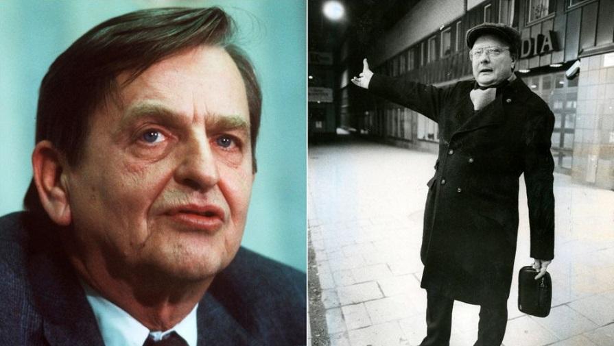 Suecia cierra investigación del asesinato de Olof Palme.
