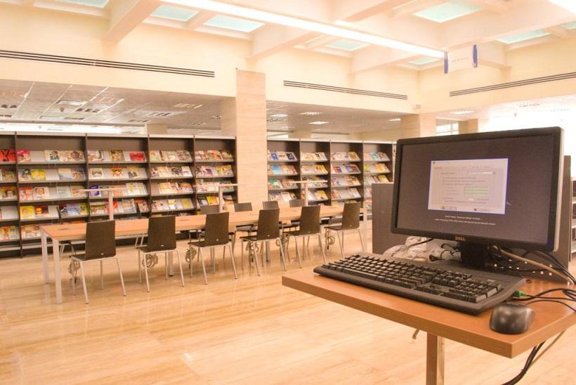 Biblioteca Nacional toma medidas contra COVID-19.
