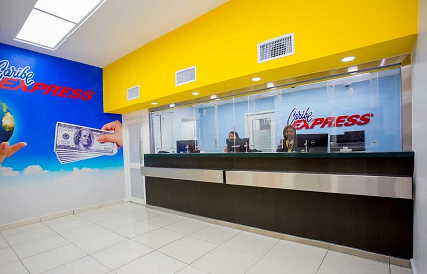 Caribe Express normaliza entrega de remesas en dólares.