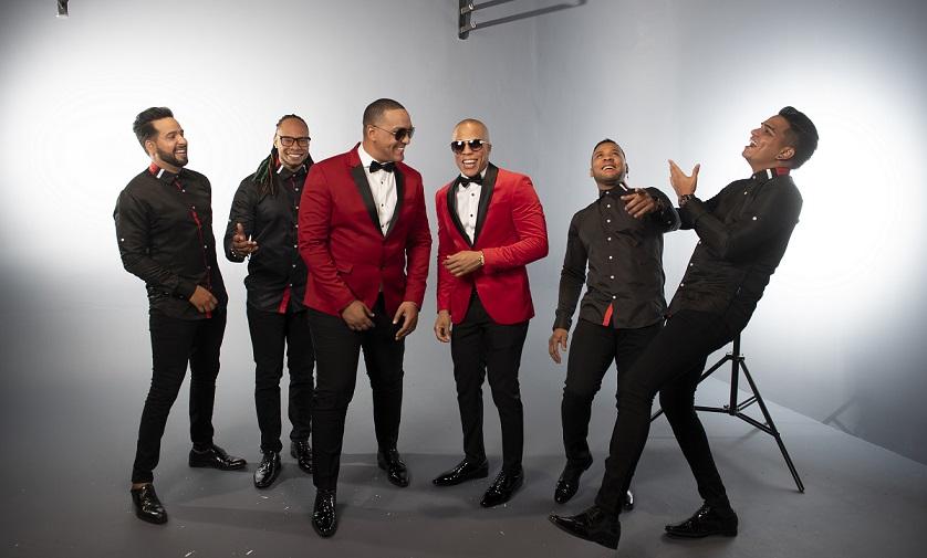 Chiquito Team Band, los denominados Creadores del Sonido.