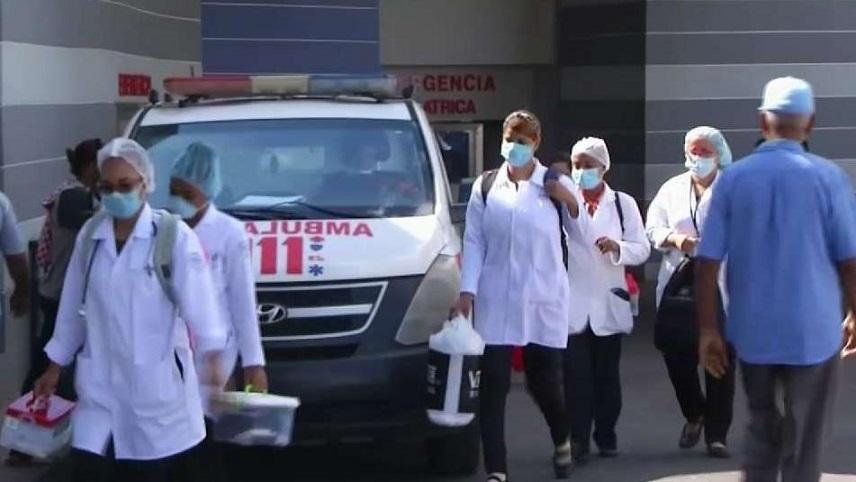 Coronavirus sigue aumentando en RD: reportan 13 muertes y 309 nuevos contagiados.