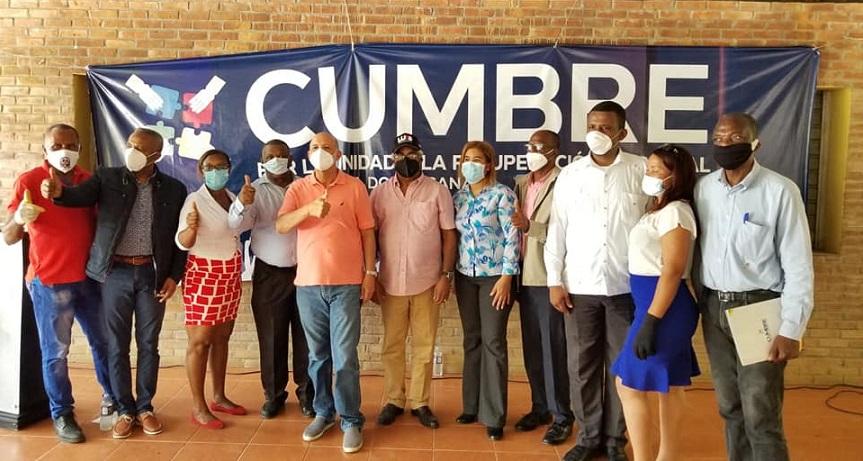 Organizaciones de SDN y PRM dicen gobierno es incapaz ante crisis del coronavirus.