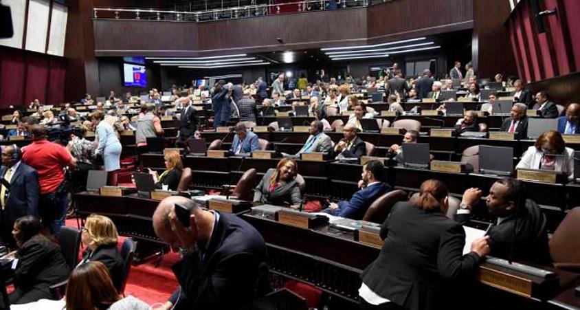 Diputados aprueban presupuesto complementario.