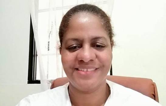 Carmen Candelario directora hospital de Constanza positivo al coronavirus.